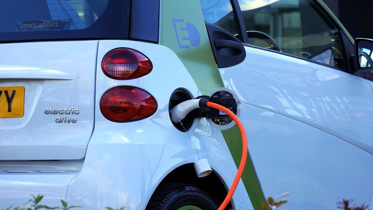 Essai de voiture électrique